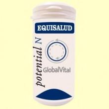 Globalvital - 60 cápsulas - Equisalud