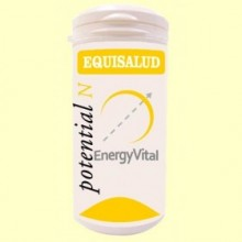 Energyvital - 60 cápsulas - Equisalud