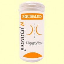 Digestvital - 60 cápsulas - Equisalud