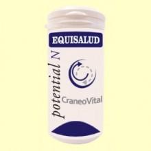Craneovital - 60 cápsulas - Equisalud