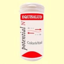 Colonvital - 60 cápsulas - Equisalud