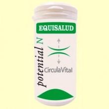 Circulavital - 60 cápsulas - Equisalud