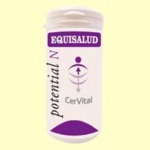 Cervital - 60 cápsulas - Equisalud