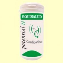 Cardiovital - 60 cápsulas - Equisalud