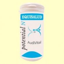 Audivital - 60 cápsulas - Equisalud