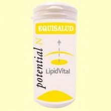 Lipidvital - 60 cápsulas - Equisalud