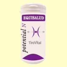 Tirovital - 60 cápsulas - Equisalud