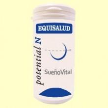 Sueñovital - 60 cápsulas - Equisalud