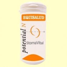 Stomavital - 60 cápsulas - Equisalud