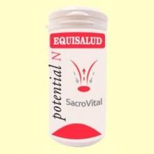 Sacrovital - 60 cápsulas - Equisalud