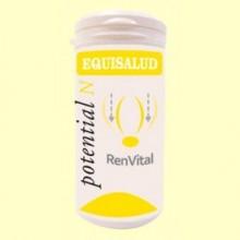 Renvital - 60 cápsulas - Equisalud