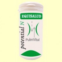 Pulmvital - 60 cápsulas - Equisalud
