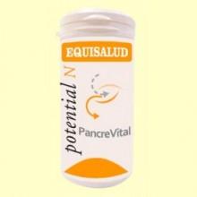 Pancrevital - 60 cápsulas - Equisalud
