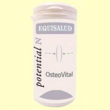 Osteovital - 60 cápsulas - Equisalud