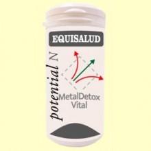 Metaldetoxvital - 90 cápsulas - Equisalud