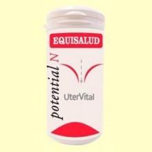 Utervital - 60 cápsulas - Equisalud