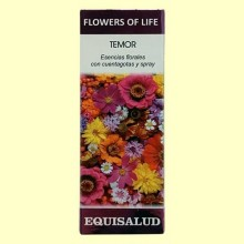 Flowers of Life Temor - 15 ml - Equisalud