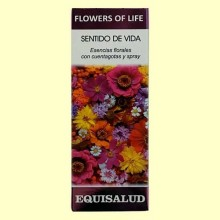 Flowers of Life Sentido de la Vida - 15 ml - Equisalud