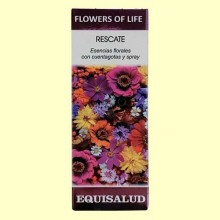 Flowers of Life Rescate - 15 ml - Equisalud