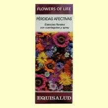 Flowers of Life Pérdidas Afectivas - 15 ml - Equisalud