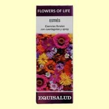 Flowers of Life Estrés - 15 ml - Equisalud