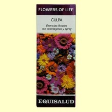 Flowers of Life Culpa - 15 ml - Equisalud