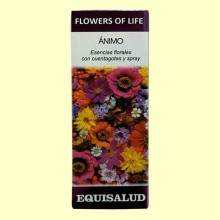 Flowers of Life Ánimo - 15 ml - Equisalud