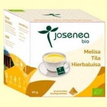 Melisa Tila Hierbaluisa Bio - 10 pirámides - Josenea