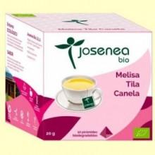 Melisa Tila Canela Bio - 10 pirámides - Josenea