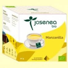 Manzanilla Bio - 10 pirámides - Josenea
