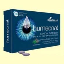 Humecnat - Especial Ojos Secos - 36 comprimidos - Soria Natural