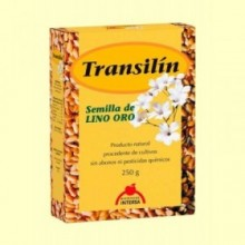 Transilín Semilla Lino Oro - 250 gramos - Intersa