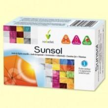 Sunsol - 30 cápsulas - Novadiet