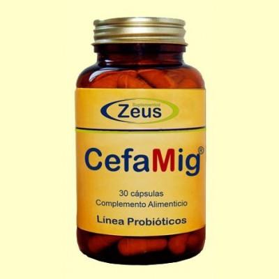 Cefamig - 30 cápsulas - Zeus Suplementos