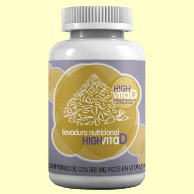 Levadura Nutricional High Vita D - 60 comprimidos - Energy Feelings