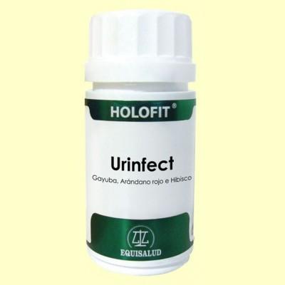 Holofit Urinfect - 50 cápsulas - Equisalud