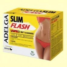 Adelgaslim Flash - Control de la Dieta - 60 cápsulas - DietMed