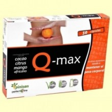 Q-Max Perfect Line - Control del peso - Pinisan - 30 cápsulas