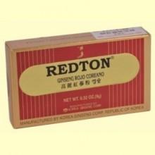 Redton Ginseng Rojo Coreano - 50 cápsulas - Robis Laboratorios