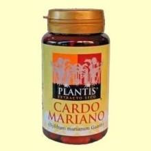 Cardo Mariano - 90 cápsulas - Plantis