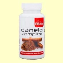 Canela Complex - 90 cápsulas - Plantis
