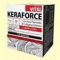 Vital Keraforce - Pelo y Uñas - 30 cápsulas - DietMed