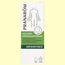 Solución Defensas Naturales - Aceites esenciales Bio - 5 ml - Pranarom