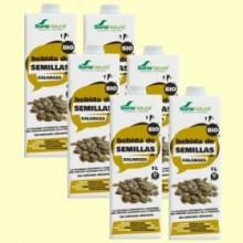 Bebida de Semillas de Calabaza Bio - Pack 6 x 1 litro - Soria Natural