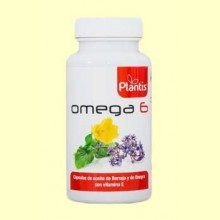 Omega 6 - 410 cápsulas - Plantis
