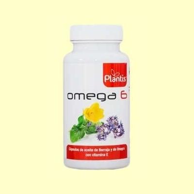 Omega 6 - 220 cápsulas - Plantis