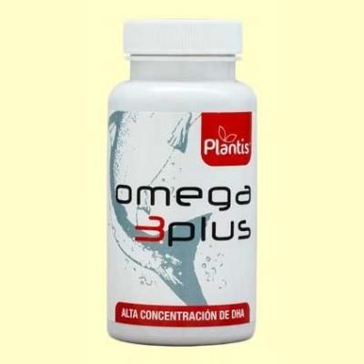 Omega 3 Plus - 90 cápsulas - Plantis