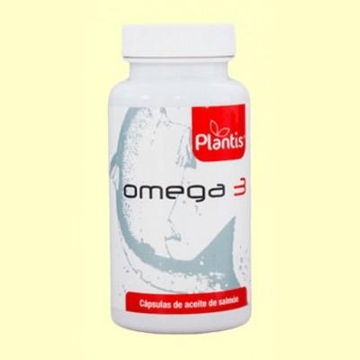 Omega 3 - Aceite de Salmón - 55 cápsulas - Plantis