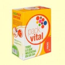 Pack Vital - 30 packs - Artesanía Agricola