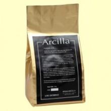Arcilla - 2 kg - Artesanía Agricola